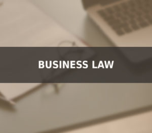 Edward McCloskey - Services - Business Law