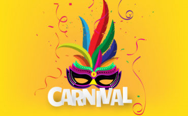 Happy Carnival- Fat Tuesday is Right Around the Corner!