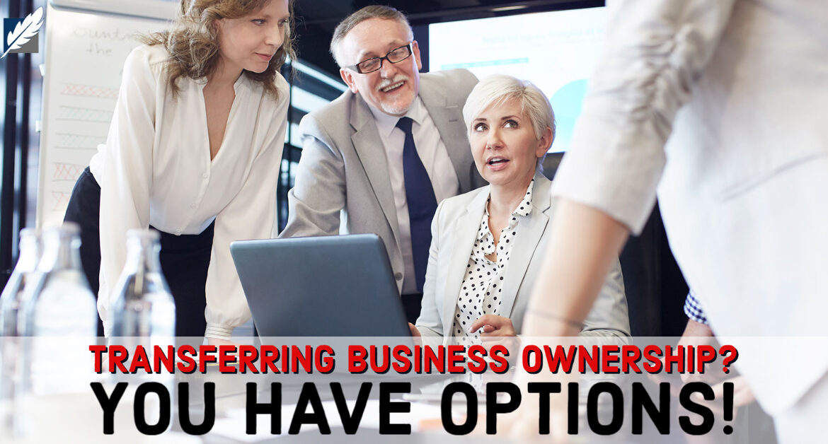 Business Succession Planning – Exit Planning for a Successful Departure
